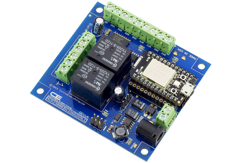 Particle Photon Relay Board 2-Channel 10-Amp