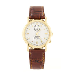 America Perry Ellis Alarm Wristwatch
