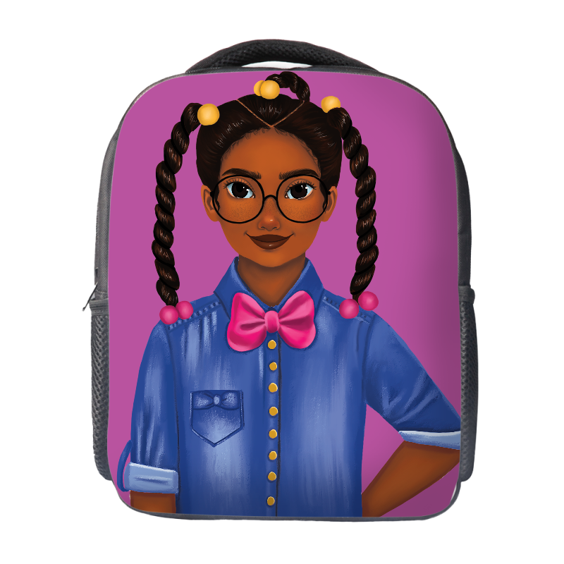 Bow Tie Breanna Backpack