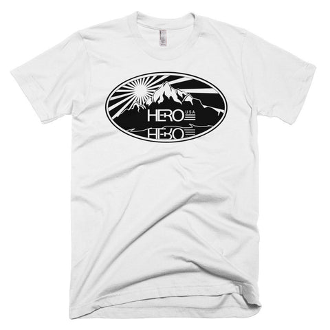 Hero USA Unisex Short sleeve t-shirt - HERO USA