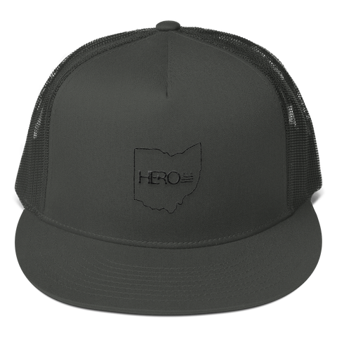 HERO-HIO Mesh Back Snapback - HERO USA