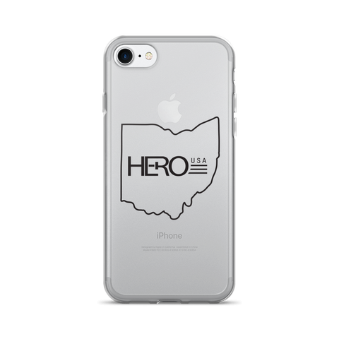 HERO-HIO iPhone 7/7 Plus Case - HERO USA