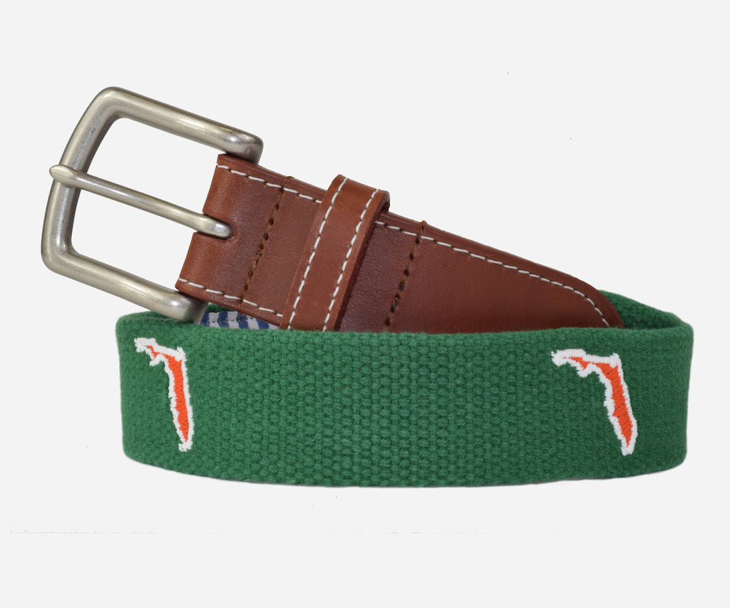 Florida Tailgate - Green & Orange