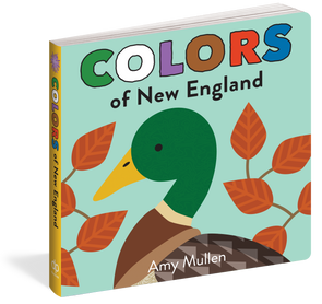 Workman Publishing Colors of New England