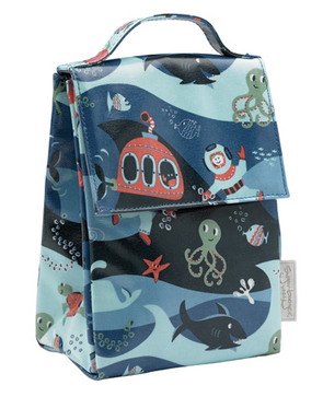 Ore Originals Classic Lunch Sack in Ocean