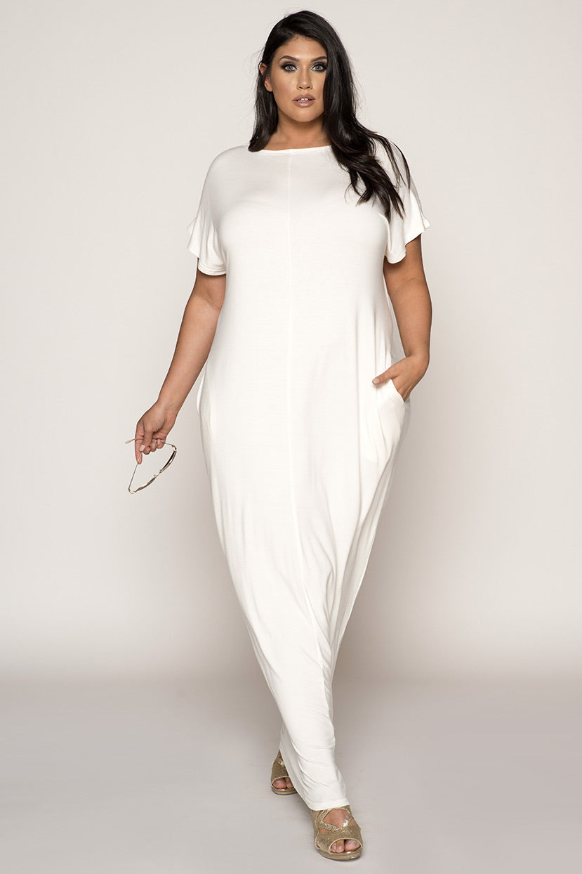 Casual Vibe Maxi Dress