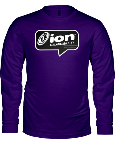 ION Oklahoma City Conversation Long Sleeve Tee