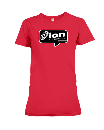 ION West Palm Beach Conversation Ladies Tee