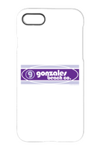 Gonzales Beach Co iPhone 7 Case