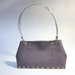 Lavender Shorty Handbag by Renee Sonnichsen - © Blue Pomegranate Gallery