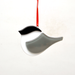 Chickadee Window Hanger by Niven - © Blue Pomegranate Gallery