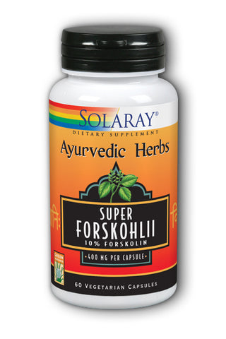 Solaray Super Forskohlii 400mg