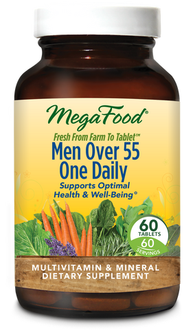 MegaFood Men Over 55 One Daily