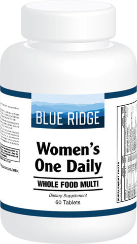 Blue Ridge Women's One Daily Whole Food Multi