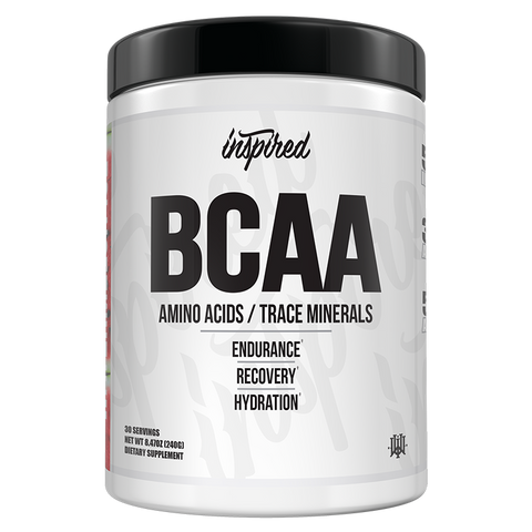 Inspired Nutraceuticals BCAA Fermented Vegan Amino Acids