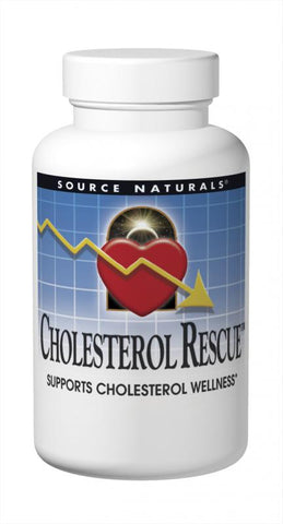 Source Naturals Cholesterol Rescue