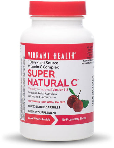 Vibrant Health Super Natural C
