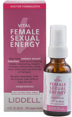 Liddell Laboratories Vital Female Sexual Energy