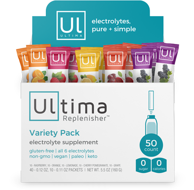 Ultima Health Products Ultima Replenisher Variety Pack