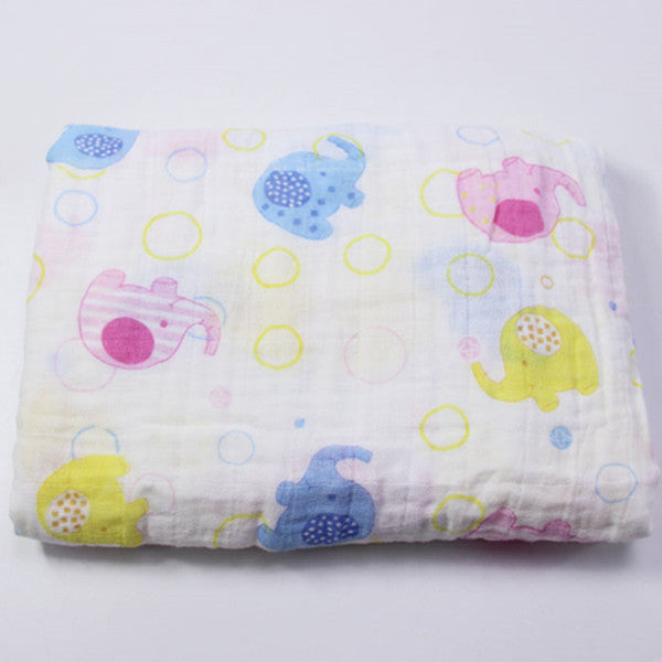 Soft & Ultimate! Newborn Cotton Blankets