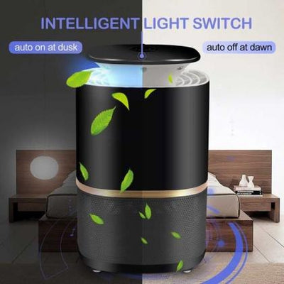 Mosquiet™ - Intelligent UV Light Mosquito Killer