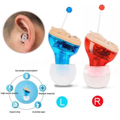 Nano Hearing Aids for Patient with Severe Hearing Loss