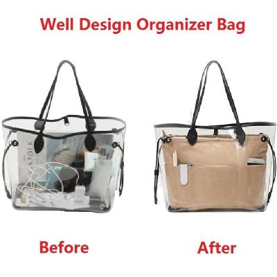 Organizer Insert for Hand Bag and Purse