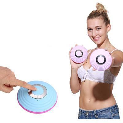 Wireless Breast Massager - Anti Sagging, Enlargement & Reduces The Risk Of Breast Cancer
