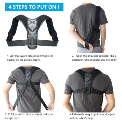 Body BackUp™ Back Posture Corrector