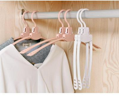 Foldable Hanger for Travel (10 pcs per set)