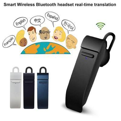 Immediate Translate Bluetooth Earphone Support 16 Languages