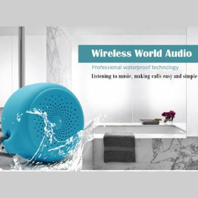 SoundTech™ Water Resistant Bluetooth Speaker