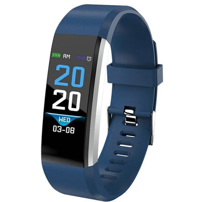 LetsTrack™ Smart Fitness Watch