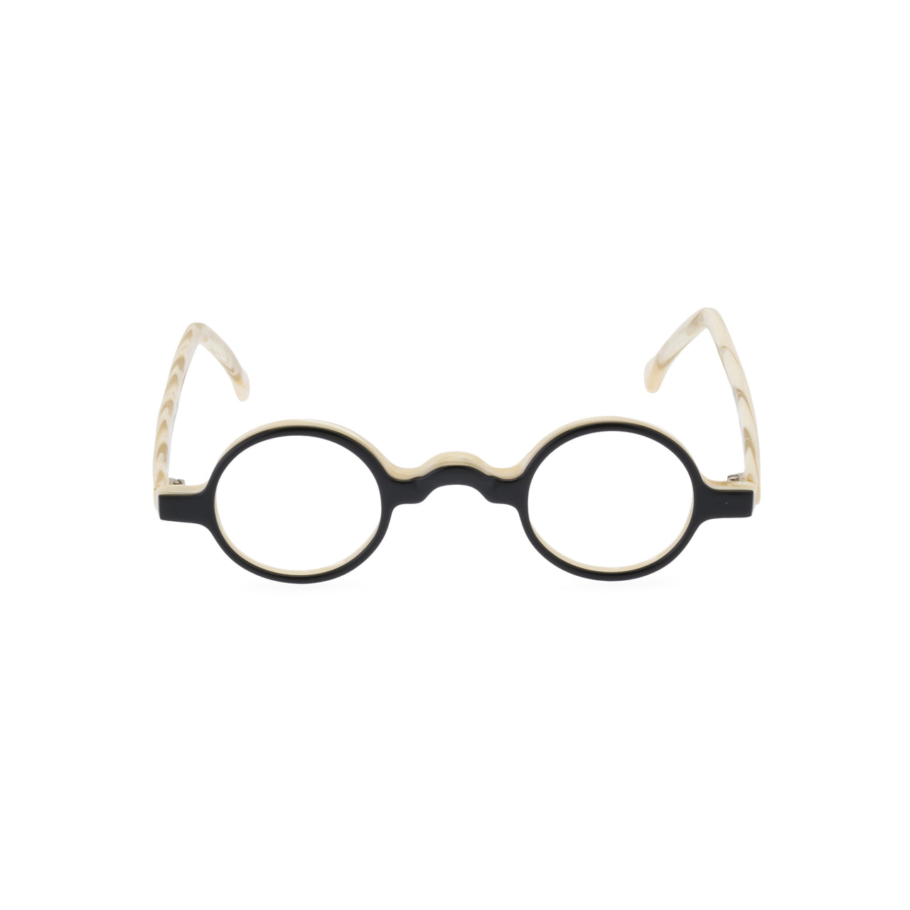 Groucho - Black / Cream