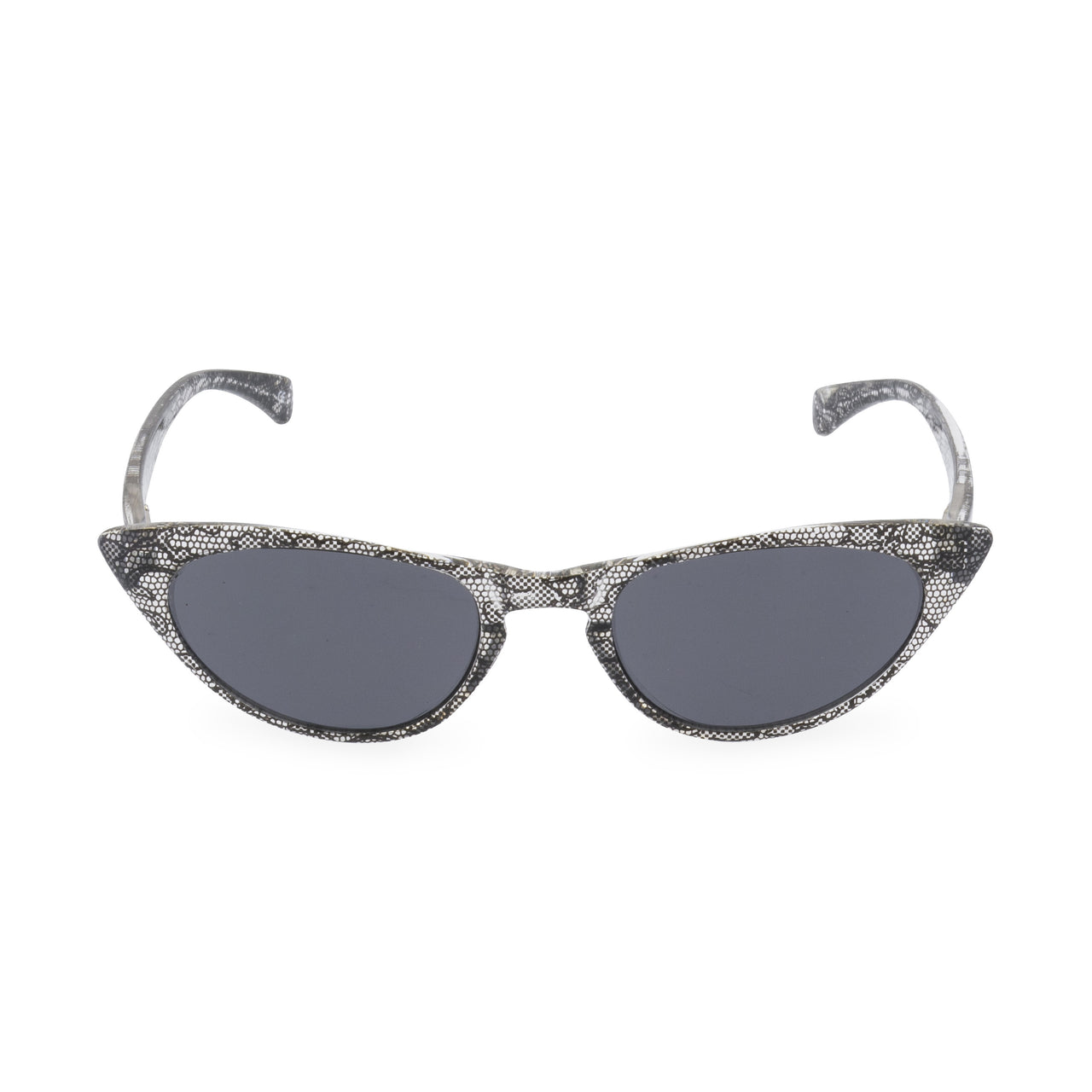 Peggy - Sunglasses Black Lace