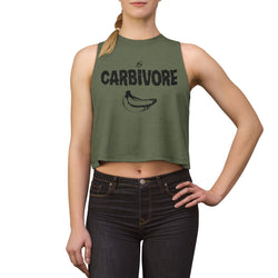 Carbivore -Women's Crop top
