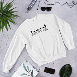 Equality For All Beings - Women's Sweatshirt