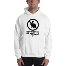 Not Tested On Animals - Men's Hoodie