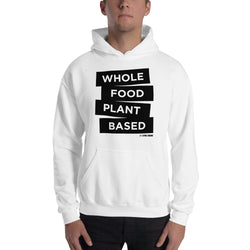 Whole Food Plant Based - Men's Hoodie