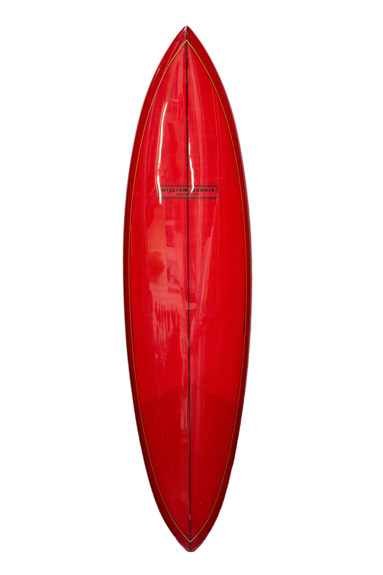 "William Dennis Custom ""Pintail"" ShortBoard - Ventura Surf Shop"