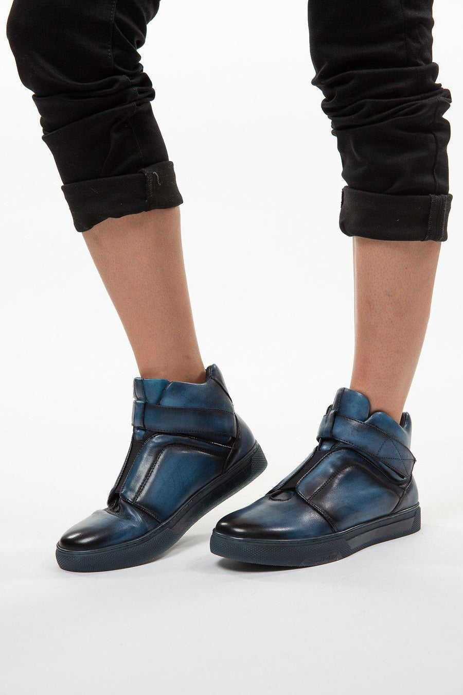 Scully Leather Hightop