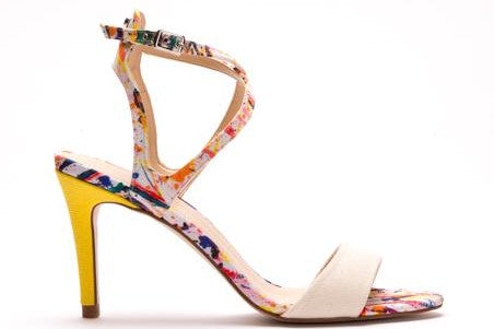 Palme Multi-Colored Sandal