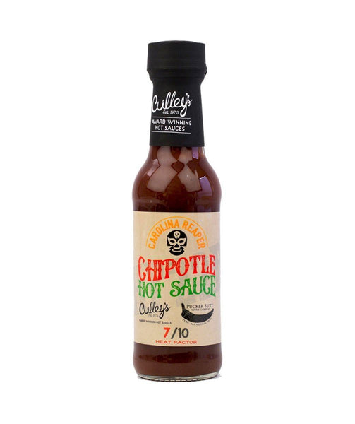 Chipotle Reaper Hot Sauce by Culley's - House of Scoville