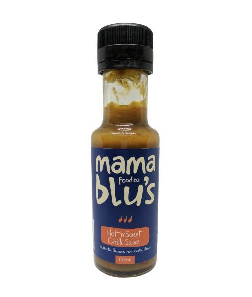 HOT 'n SWEET by Mama Blu's Food Co. - House of Scoville