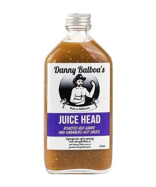 Juice Head Hot Sauce by Danny Balboa's Sauce Co - House of Scoville