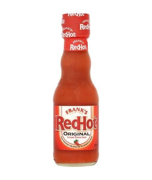 RedHot Original Cayenne Pepper Sauce by Frank's - House of Scoville