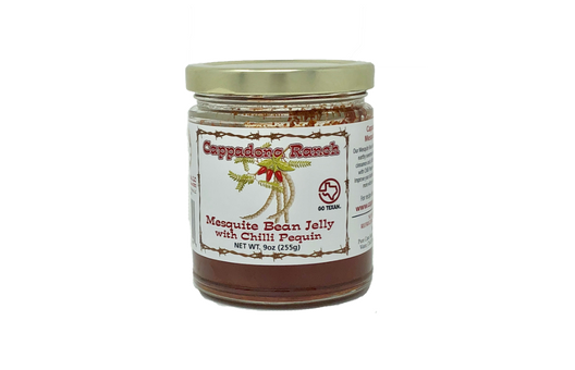 Cappadona Ranch Mesquite Bean Jelly w/Chilli Pequin - Cappadona Ranch: Mesquite Jelly