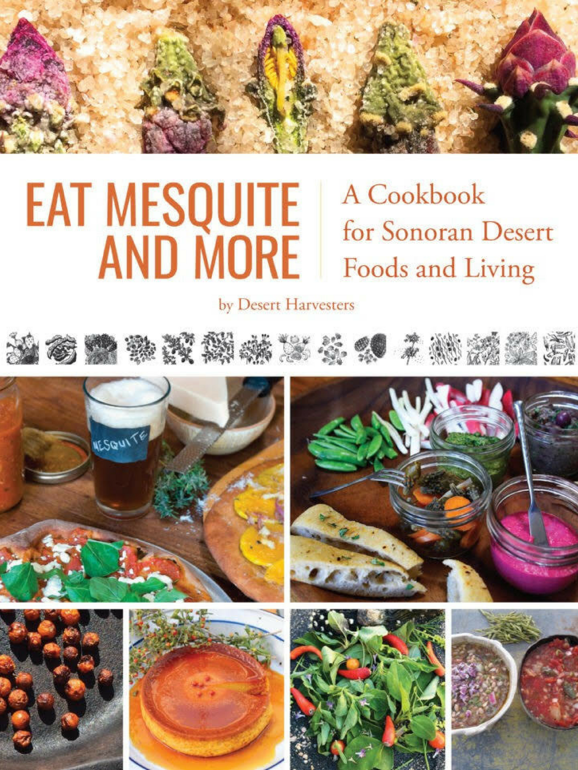 Eat Mesquite and More Cookbook - Cappadona Ranch: Mesquite Jelly