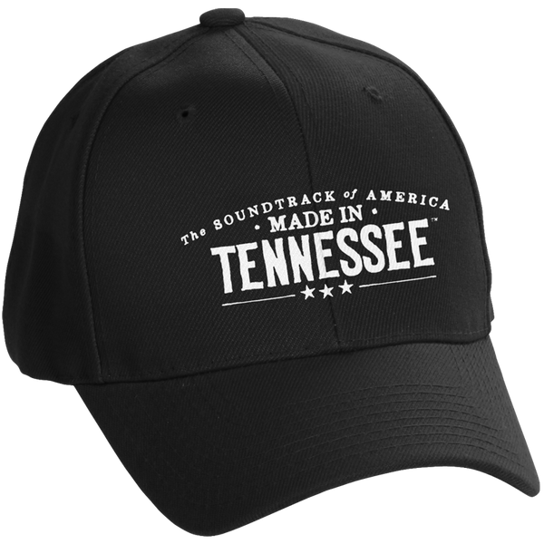 The Soundtrack of America Made in Tennessee Baseball Hat