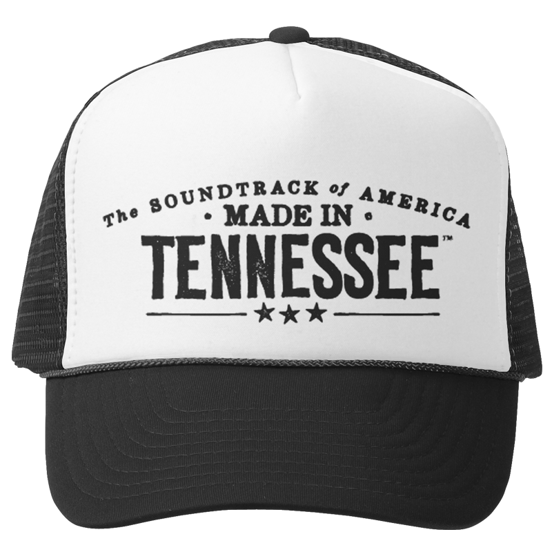 The Soundtrack of America Made in Tennessee Trucker Hat